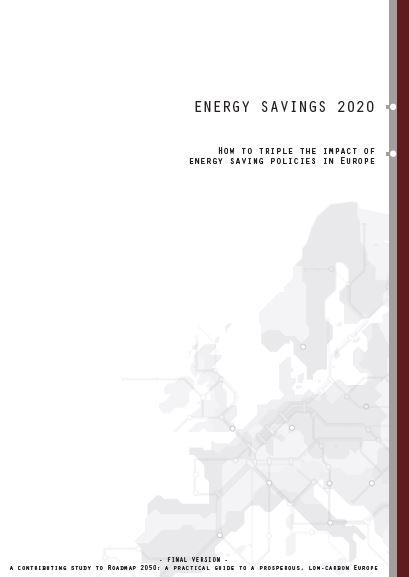 Energy Savings 2020