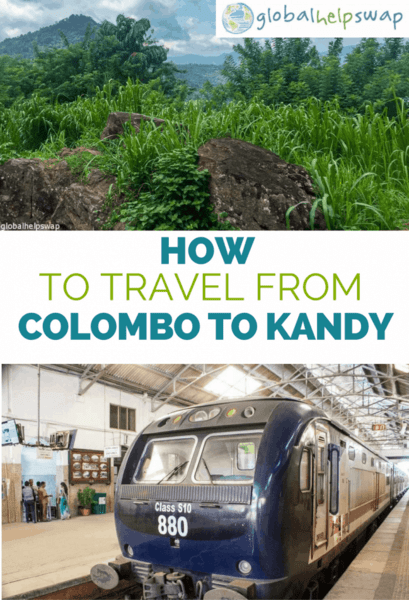 Are you looking for information on how to get from Colombo to Kandy? Then read this post to find out which one out of the 3 options is our favourite. Is it by car, bus or train?