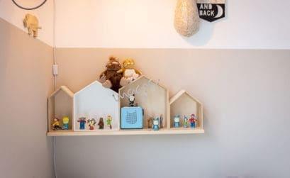 DIY Tonie-Box-Regal selbermachen