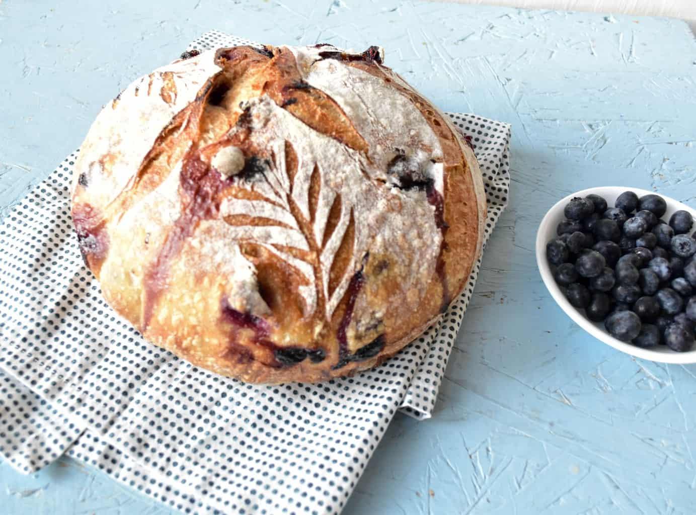 "<img src=""https://cdn.shortpixel.ai/client/q_glossy,ret_img,w_4096,h_3032/Sourdough bread.jpg"" alt=""Blueberry rye sourdough bread 3 "">"