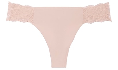 b.temptd by Wacoal b.bare thong | 40plusstyle.com