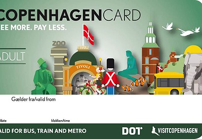 Copenhagen City Card