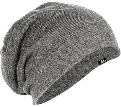Joe's USA slouchy hat | 40plusstyle.com