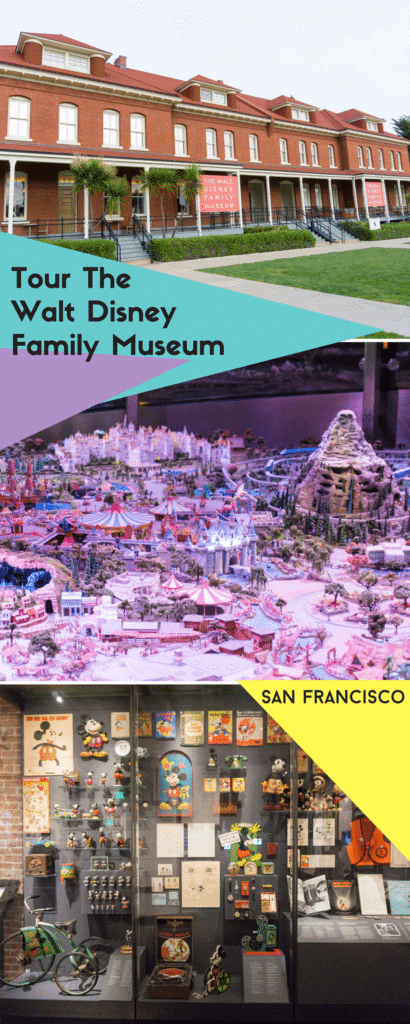 Tour The Walt Disney Family Museum in San Francisco