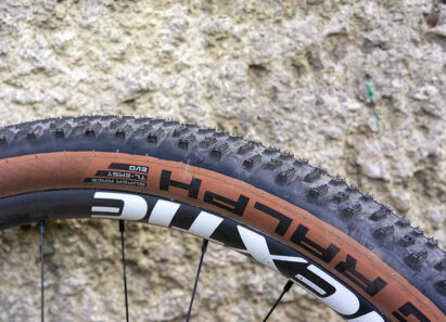 FIRST RIDE: SCHWALBE Racing Ralph/Ray