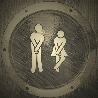 フランスの外出先でのトイレ事情