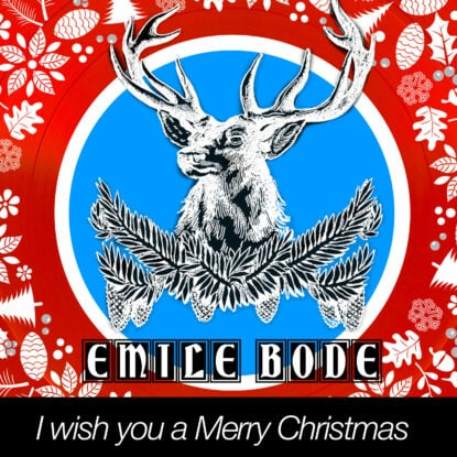 Emile Bode - I wish you a Merry Christmas