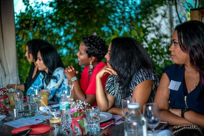 When Caribbean Women Support Each Other, Incredible Things Happen