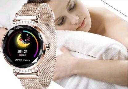 monitor snu smartwatch damski h2