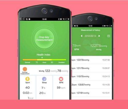 appka do smartwatch damski