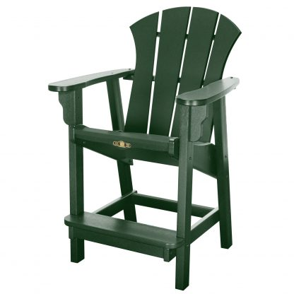 Sunrise Counter Height Chair- Pawley's Green
