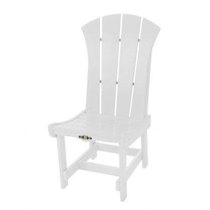Sunrise Dining Chair- White