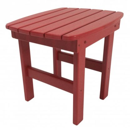 Side Table - ST1 - Red