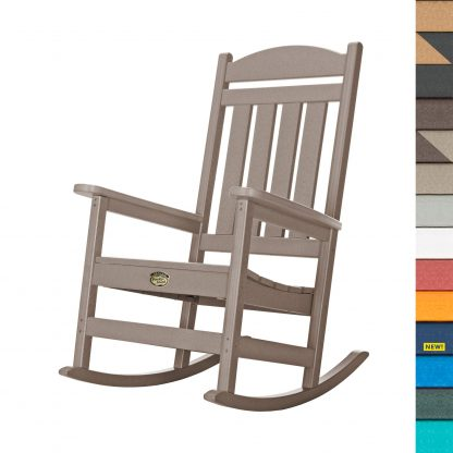 Porch Rocker - SRPR1 - with Navy