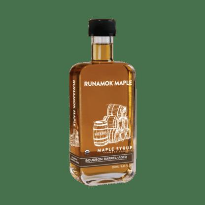 Bourbon Barrel-Aged Maple Syrup by Runamok Maple
