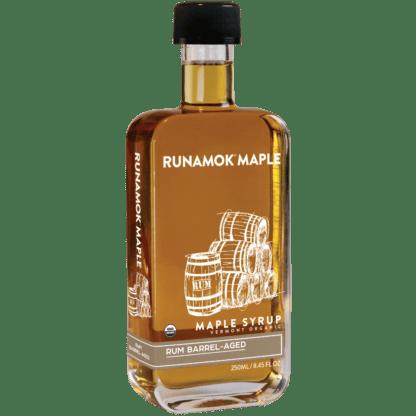 Rum Barrel-Aged Maple Syrup by Runamok Maple