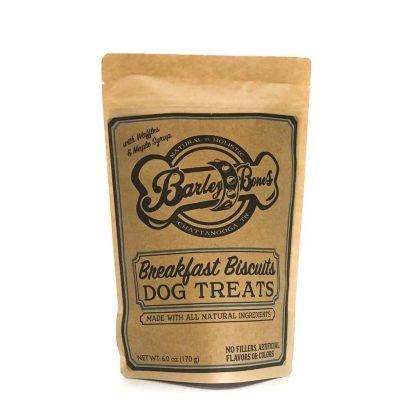 Barley Bones Breakfast Biscuits