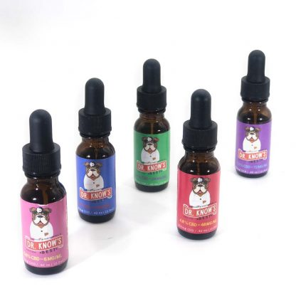 Dr. Know's CBD for Pets