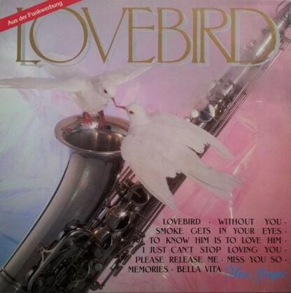 Max Greger - Lovebird The Saxy Feeling - Sound (LP)