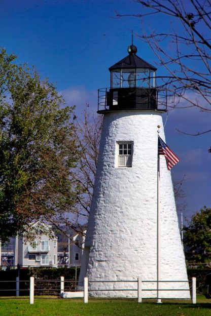 Daytime View of Concord Point Lighthouse