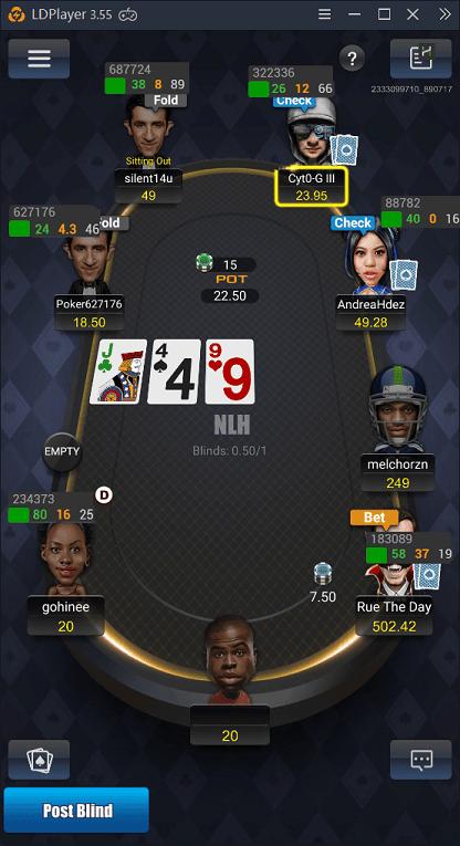 PokerBros HUD
