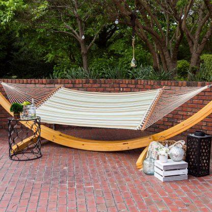 Large Sunbrella Quilted Hammock - SQ-SG