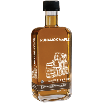 Bourbon Barrel-Aged Maple Syrup by Runamok Maple