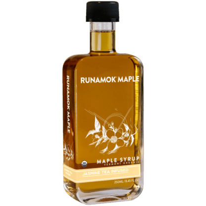 Jasmine Tea Infused Maple Syrup by Runamok Maple