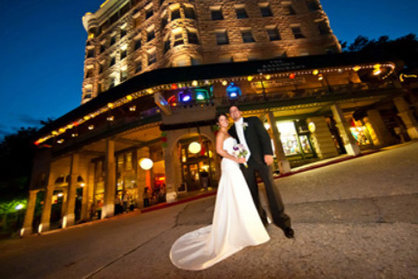 Basin Park Hotel Weddings