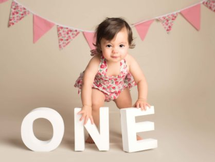 First Birthday Photo Shoot Oxfordshire