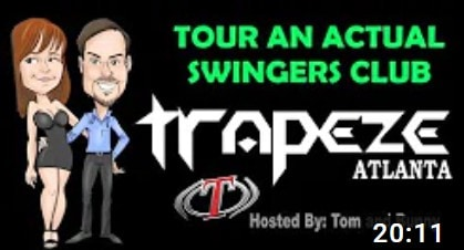 Trapeze Atlanta Georgia Swingers Club