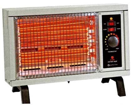 Cheap Radiant Heaters