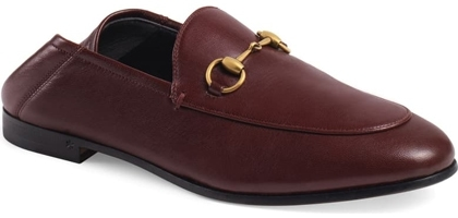 Gucci 'Brixton' Horsebit Convertible Loafer | 40plusstyle.com