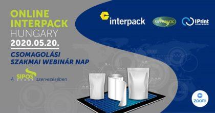 Interpack online? Igen, a Sipos Csoportnál