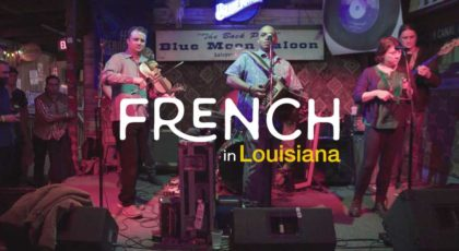 Educational Video Production for Rosetta Stone in French Louisiana