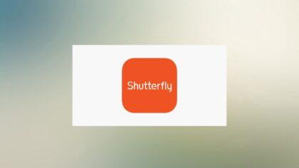Shutterfly gift card free