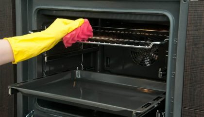 Oven Deep Cleaning