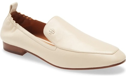 Tory Burch 'Kira' Stretch Travel Loafer | 40plusstyle.com