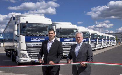 Tatabányán épít logisztikai központot a Trans-Sped