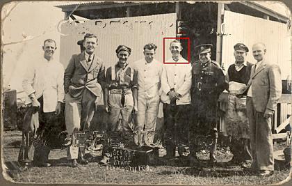 Mess Staff 1939 Portsmouth