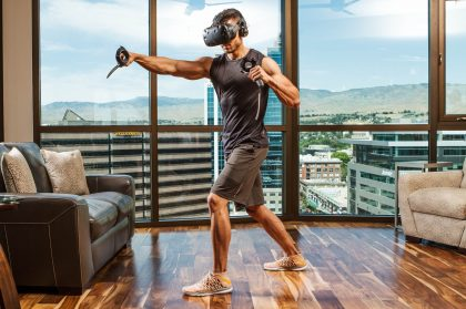 VR Exercise: New Ways to Get Fit at Home