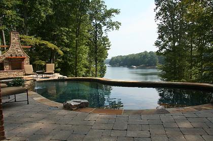 Swimming Pool Builders, Davidson, NC