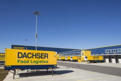 Kivételes a DACHSER színvonala élelmiszer-szállításban