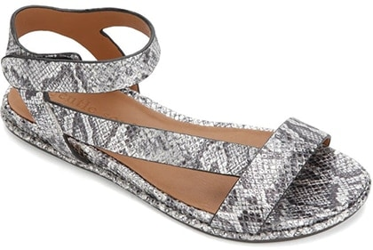 Gentle Souls by Kenneth Cole Lark Thong Sandal   40plusstyle.com