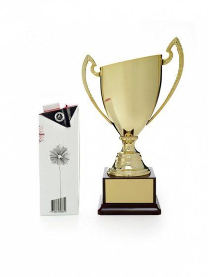 A Tetra Pak® elnyerte a rangos WorldStar Award díjat