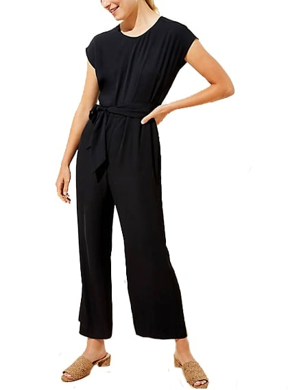 Jumpsuits for tall women | 40plusstyle.com