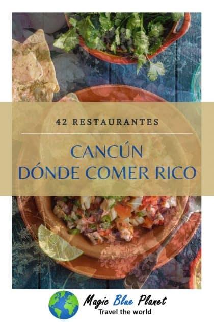 Restaurants in Cancun Pinterest 3 ES