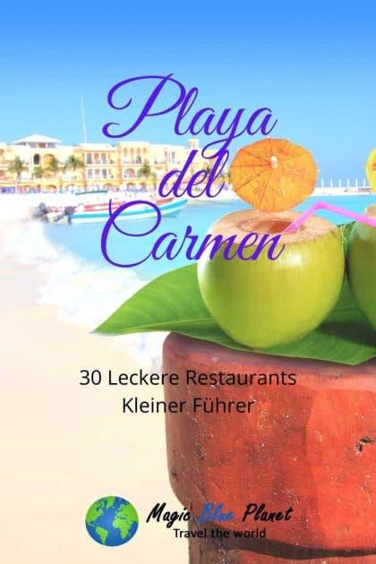 Playa del Carmen Restaurants Pinterest 1 DE