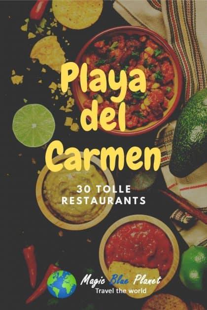 Playa del Carmen Restaurants Pinterest 2 DE