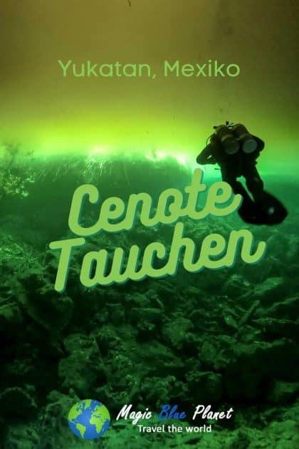 Cenotes Diving DE Pinterest 3
